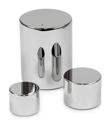Гиря для калибровки весов 2 кг F2 (3) цилиндрической формы без головки