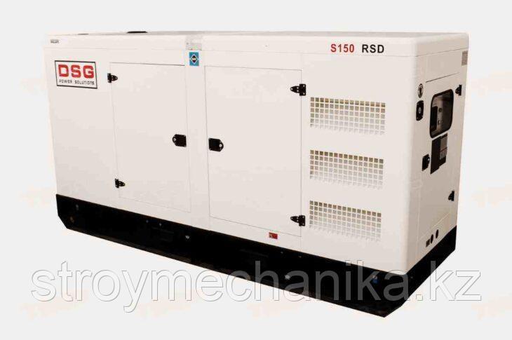 Дизельный генератор DSG POWER CD200S (160кВт)