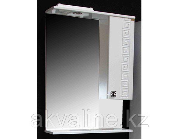Зеркало шкаф Версаче 600 №01/с