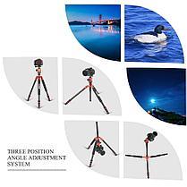 Штатив+ монопод 2в1 Zomei Z-888 для фото и видео/ до 15кг/ 168.5см, фото 3