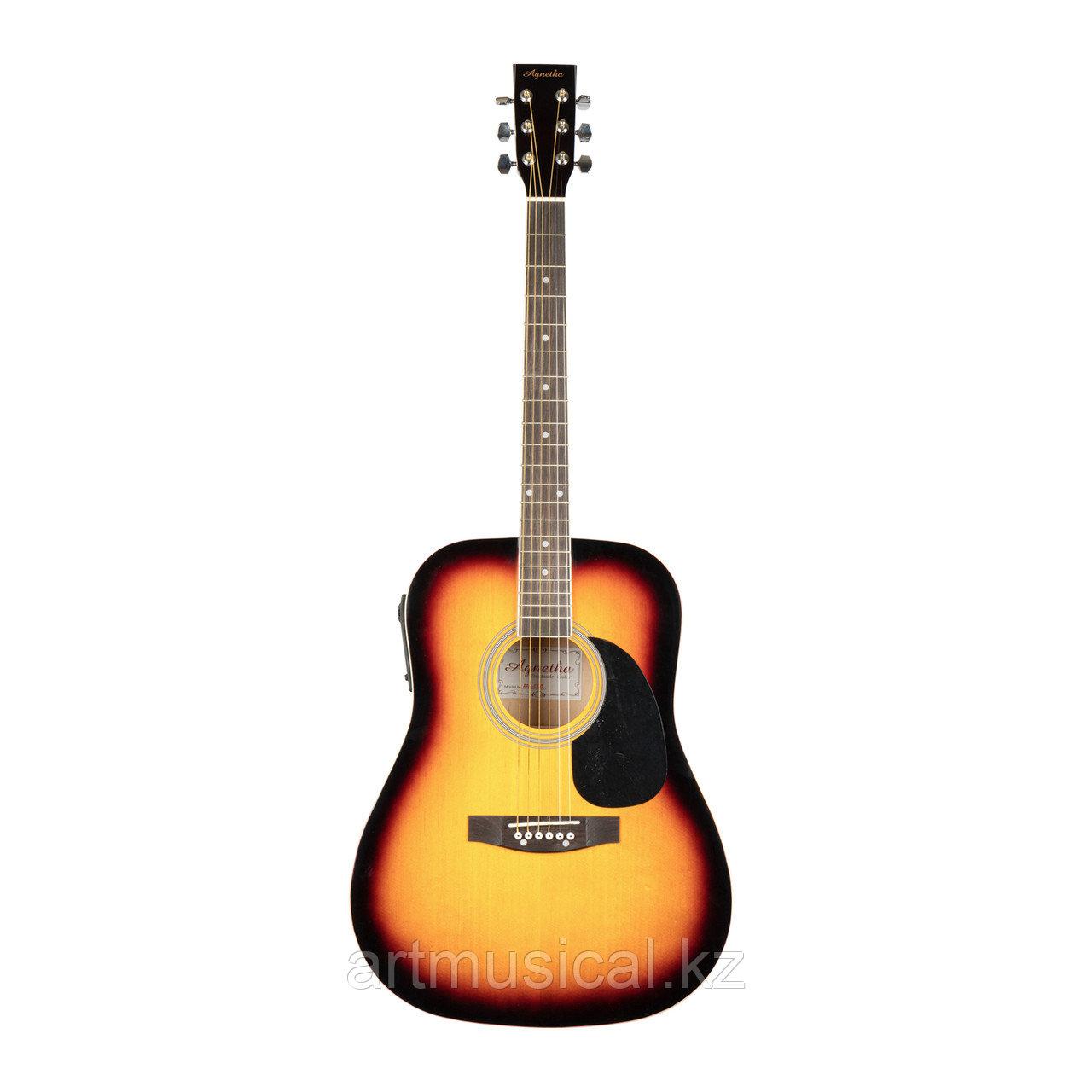Электро-акустическая гитара Agnetha AAG-E130 EQ