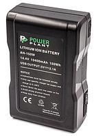 Аккумулятор Gold mount Sony AN-150W (PowerPlant) 10400mAh, фото 1