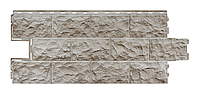 Фасадные панели Доломит Бежевый 1137x472 мм Дачные FINEBER