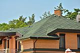 Битумная черепица Tegola TOP Shingle Vintage Зеленый, фото 2