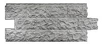 Фасадные панели Доломит Серый 1137x472 мм Дачные FINEBER