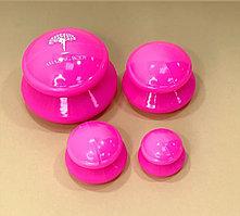 Банки массажные антицеллюлитные Amazing Body Pro Boyfit cups (4 шт)