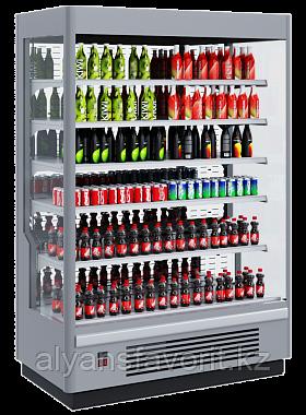 Пристенные охлаждаемые стеллажи STRETTO MG Plug-In, фото 2