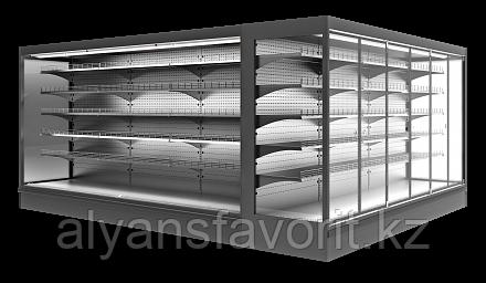 Пристенные охлаждаемые стеллажи Monte L/LH