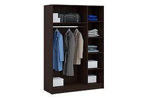 Шкаф для одежды 3Д Алена, Дуб Молочный, Империал (Россия), фото 2