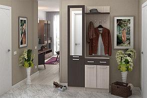 Шкаф прихожая 4Д Грация, Венге/Белфорд, Стендмебель (Россия), фото 2
