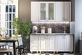 Комплект мебели для кухни Прованс 2000, Белый, СВ Мебель(Россия)