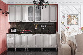 Комплект мебели для кухни Классика 2600, Сосна белая, СВ Мебель(Россия)