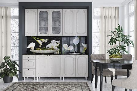 Комплект мебели для кухни Классика 2000, Сосна белая, СВ Мебель(Россия), фото 2