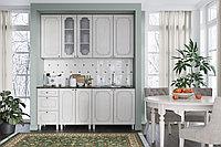 Комплект мебели для кухни Классика 1800, Сосна белая, СВ Мебель(Россия)