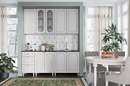 Классика Сосна белая(912) 1,8 м., Кухонный КОМПЛЕКТ, СВ Мебель
