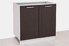 Комплект мебели для кухни Геометрия 2000, Ваниль/Венге, СВ Мебель(Россия), фото 2