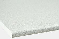 Волна Белый глянец/Баклажан(720) 1,8 м., Кухонный КОМПЛЕКТ, СВ Мебель, фото 2