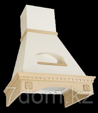 Бельведер Флореале 90П-650 беж/дуб белый + патина золото