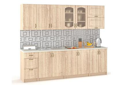 Шкаф кухонный 400, 1Д  как часть комплекта Паула, Береза, MEBEL SERVICE (Украина), фото 2
