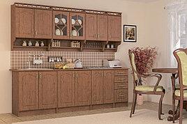 Комплект мебели для кухни Корона 2600, Яблоня, MEBEL SERVICE(Украина)