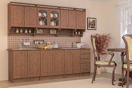 Комплект мебели для кухни Корона 2600, Яблоня, MEBEL SERVICE(Украина), фото 2