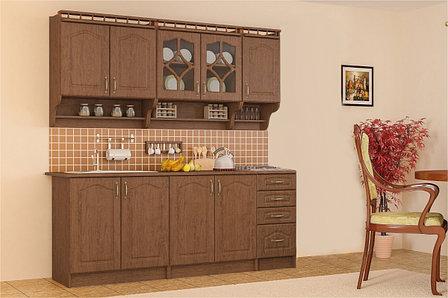Комплект мебели для кухни Корона 2000, Яблоня, MEBEL SERVICE(Украина), фото 2