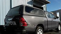 Кунг (канопи) ARB для Toyota Hilux Revo без окон (шершавый)