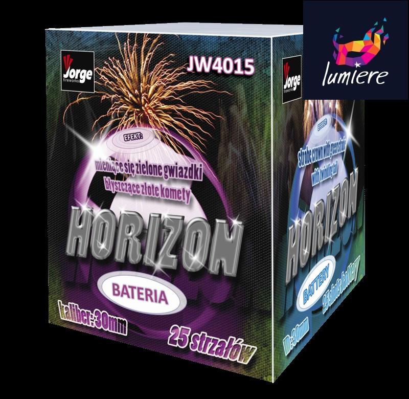 Батарея салютов Jorge JW4015 Horizon