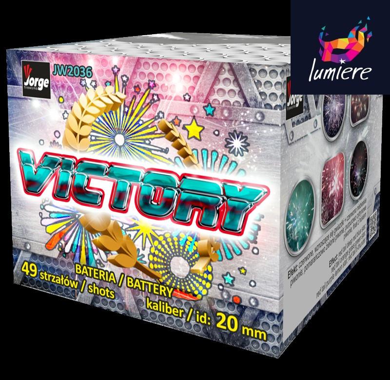 Батарея салютов Jorge JW2036 Victory