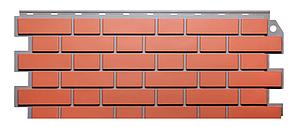 Фасадные панели Керамический 1131x463 мм  Дачные Клинкерный Кирпич FINEBER