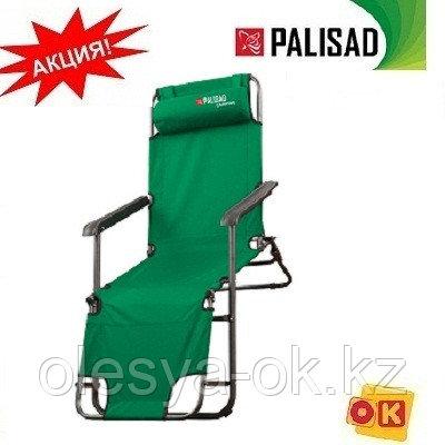 Двухпозиционное кресло-шезлонг PALISAD CAMPING 69587
