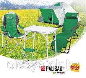 Двухпозиционное кресло-шезлонг PALISAD CAMPING 69587, фото 2