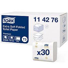 Tork листовая туалетная бумага мягкая 114276, фото 3