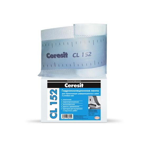 Водонепроницаемая лента Ceresit CL 152