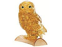3D головоломка Сова золотая