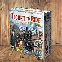 Ticket to Ride: Европа