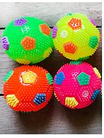 Мяч-пищалка мален. 65мм (без кольца)