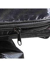 Комплект мягких накладок на сиденья лодки с сумкой, размер 70х20 см, фото 3