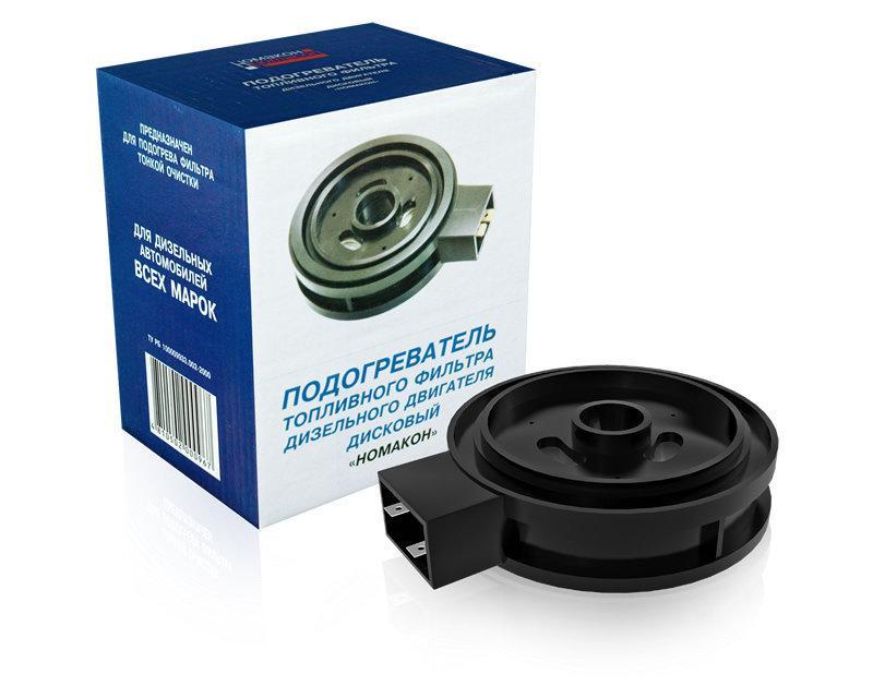 ПД201-подогреватель фильтра дисковый 12В