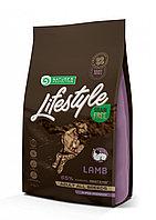 Сухой корм для собак всех пород Nature's Protection Lifestyle Grain Free Adult Lamb с ягненком