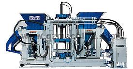 ZENITH 1500 полностью автоматический вибропресс - немецкое качество