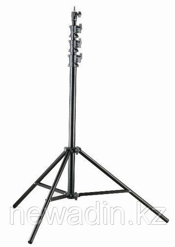 Стойка телескопическая для осветительного прибора JINBEI MZ-3800FP (от 1,2м до 3,6м)