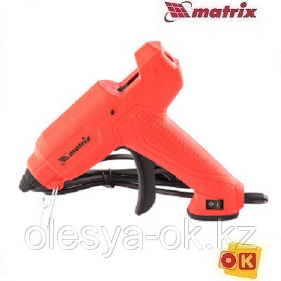 Клеевой пистолет, 11 мм, 30 (160) Вт.  MATRIX. 93006