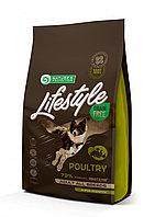 Сухой корм для собак всех пород Nature's Protection Lifestyle Grain Free Adult Poultry с мясом домашней птицы
