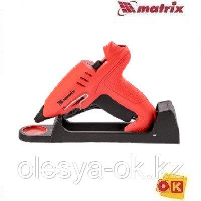 Клеевой пистолет 11 мм, 20 (160) Вт.  MATRIX. 93015