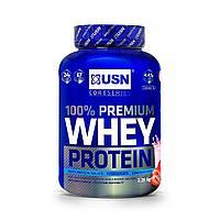 100% Premium Whey Protein, 2.28 kg, USN (Клубника)