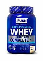 100% Premium Whey Protein, 908 g, USN (Клубника)