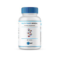 Multivitamin mineral, 90 tab, SNT