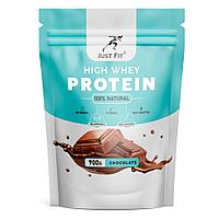 High Whey Protein, 900 g, Just Fit (Chocolate)