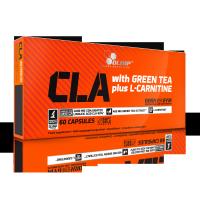 CLA with Green Tea plus L-Carnitine, 60 caps, Olimp Nutrition